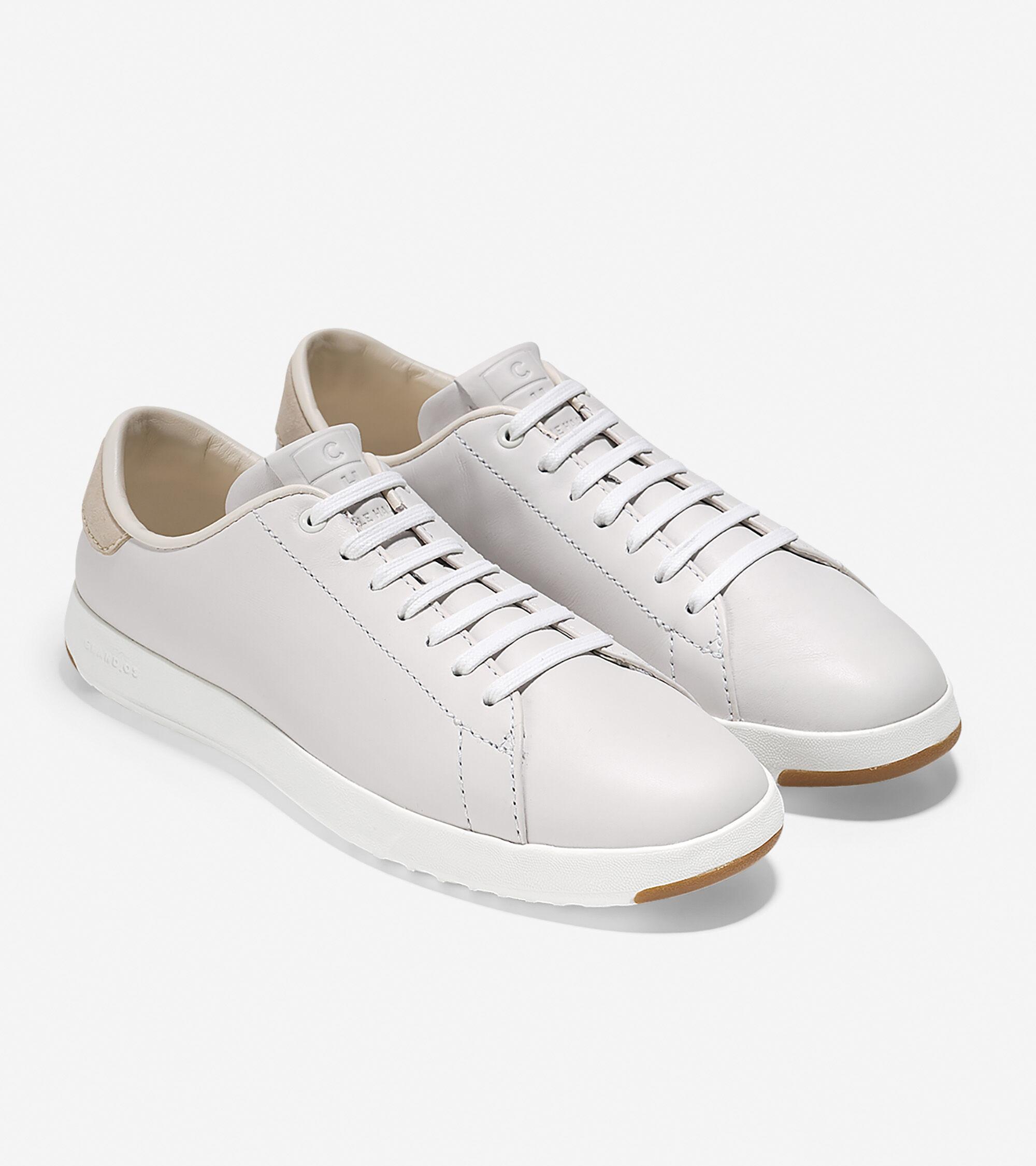ebb6491cbb9 GrandPro Tennis Sneakers in Optic White | Cole Haan