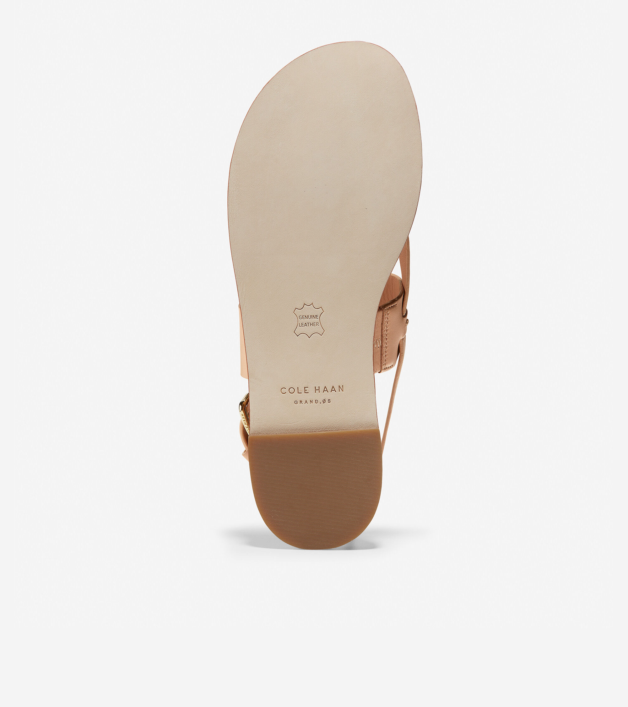 dc50cf2cb Women s Anica Thong Sandals in Nude Leather