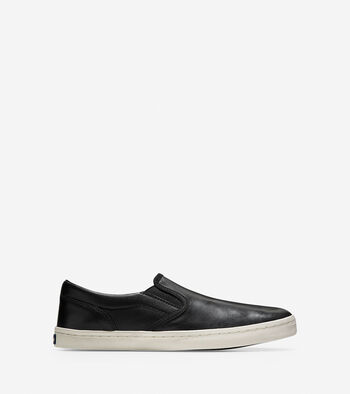 Men's Nantucket Deck Slip-On Sneaker
