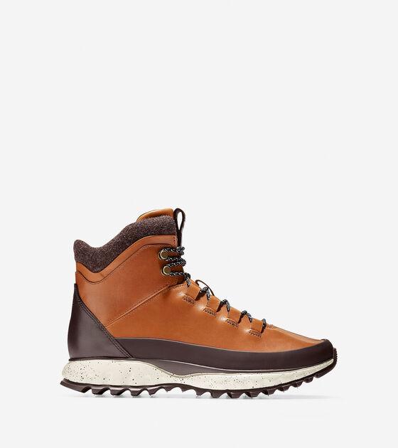 Shoes > Men's ZERØGRAND All-Terrain Waterproof Hiker Boot
