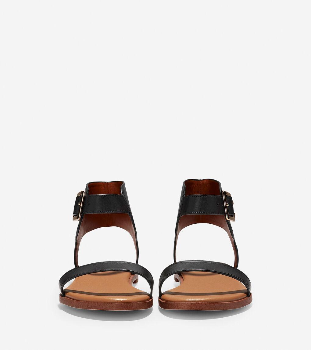 Womens Anica Cuff Sandal