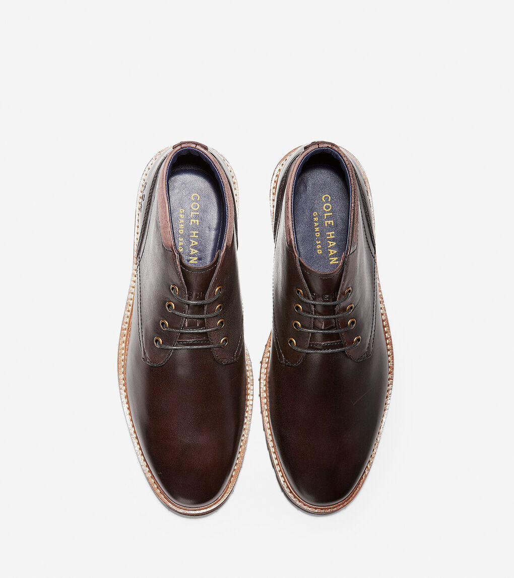 Choose SZ//Color Cole Haan Men/'s Raymond Grand Chukka Boots
