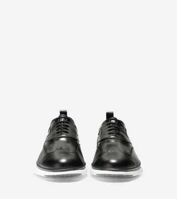 Men's 3.ZERØGRAND Wingtip Oxford x Mastermind World