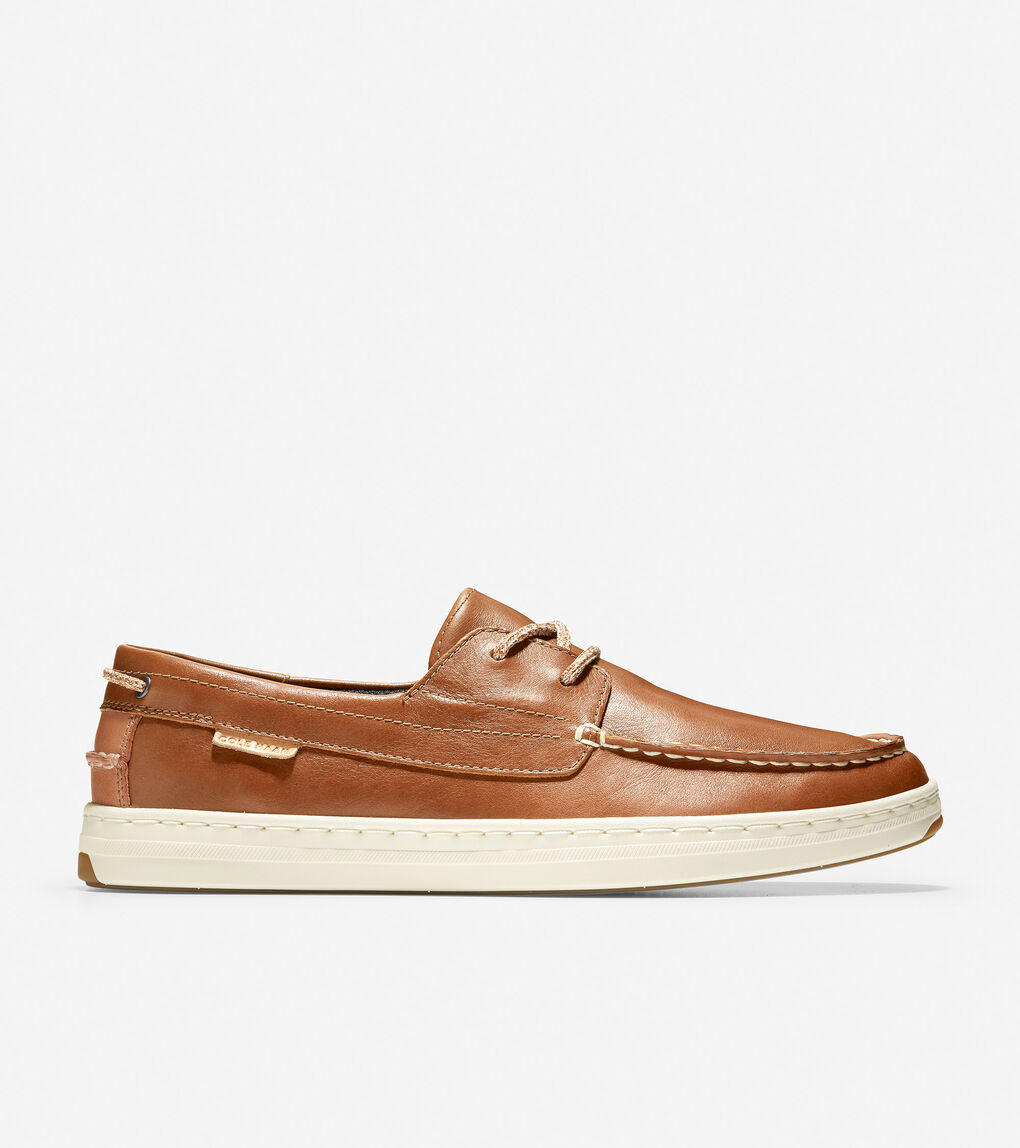 MENS Cloudfeel Boat Shoe