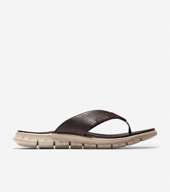 d8fa3fbf742a Men s ZEROGRAND Thong Sandals in Java