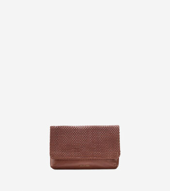Bethany Weave Clutch