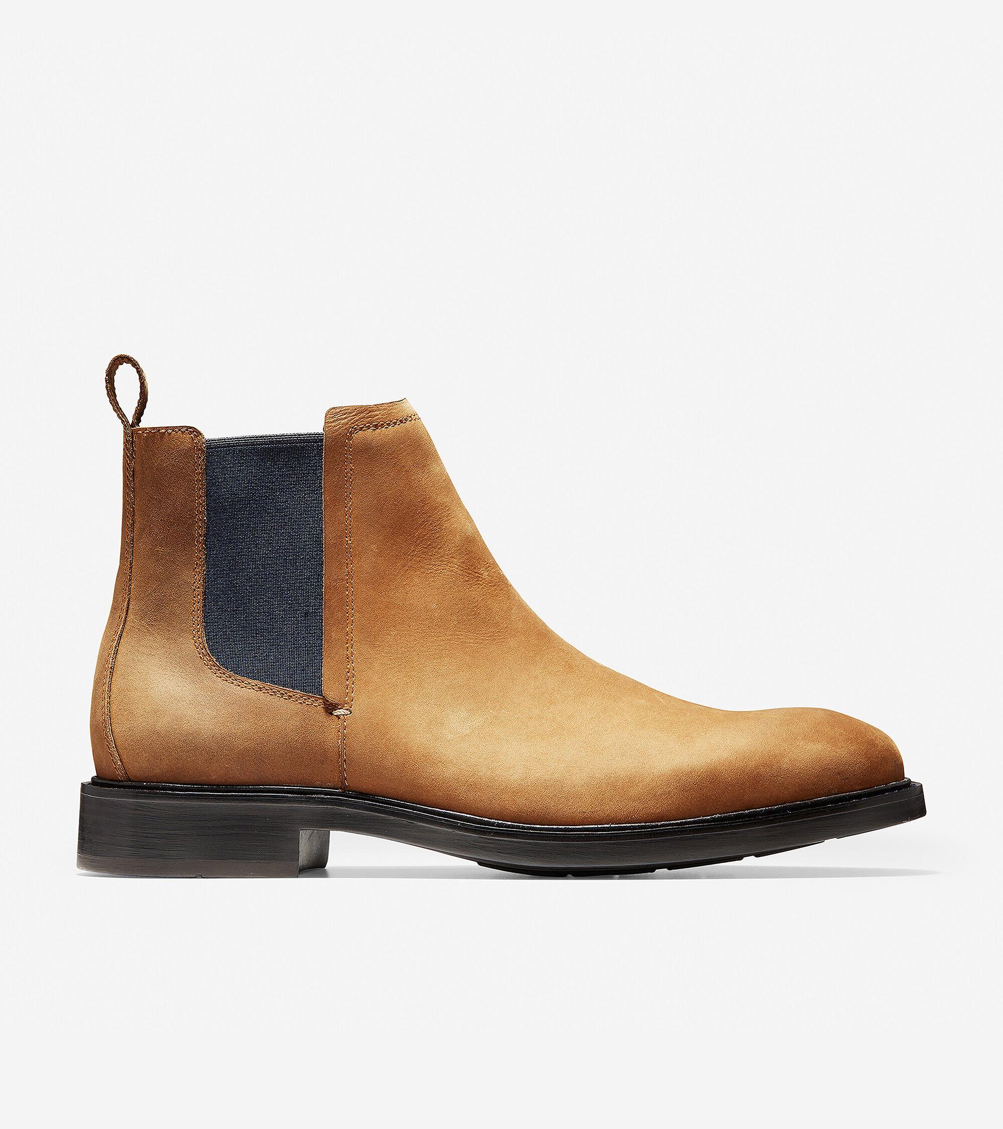 30ec5c637a81 Men s Kennedy Grand Waterproof Chelsea Boots in Dogwood