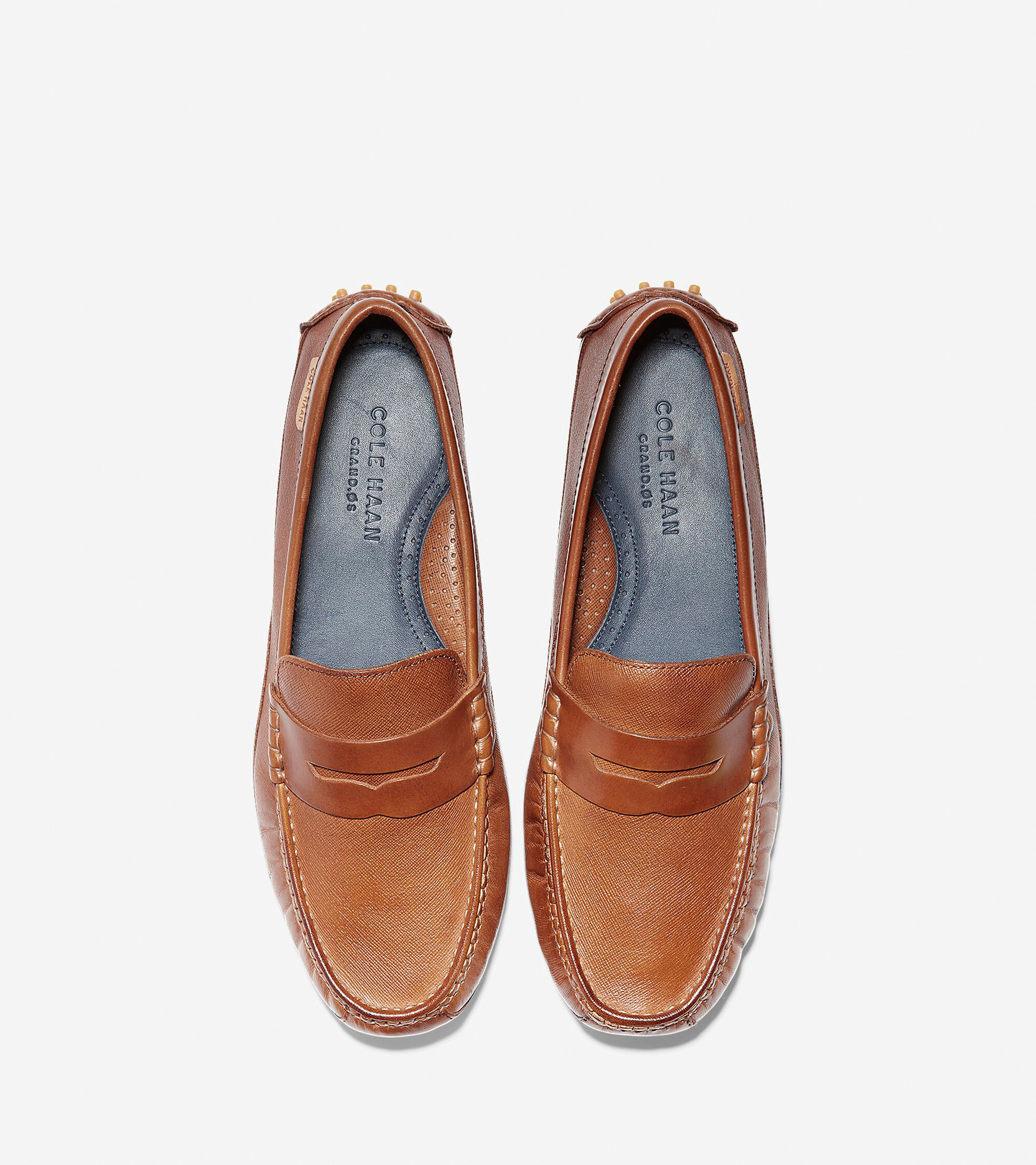 cdbced85d95 Men s Coburn Penny Driving Shoes in British Tan
