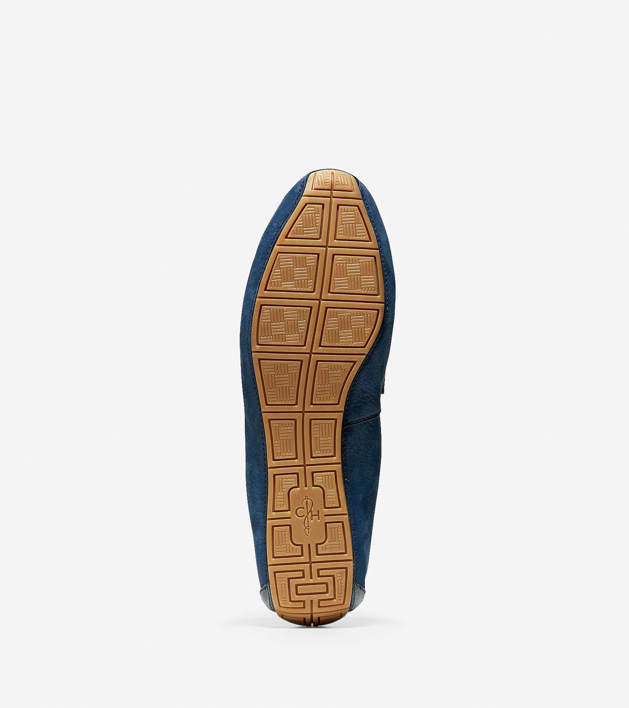 448d384743b Men s Somerset Link Bit Loafers in Marine Blue