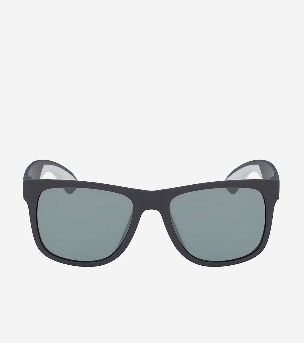 Mens Sport Rectangle Sunglasses