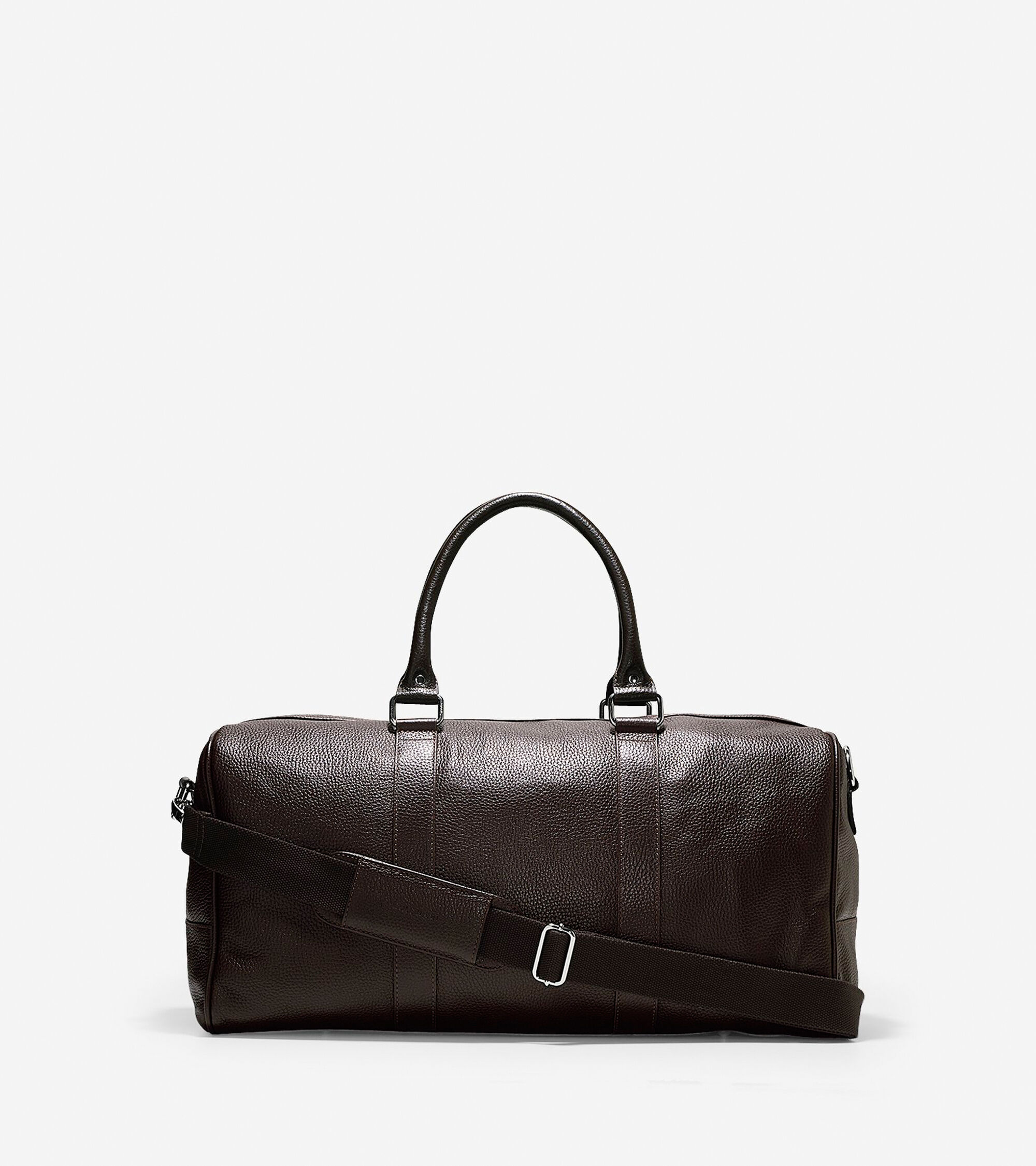 Mens Wayland Duffle in Chocolate  a16d97b9b6386
