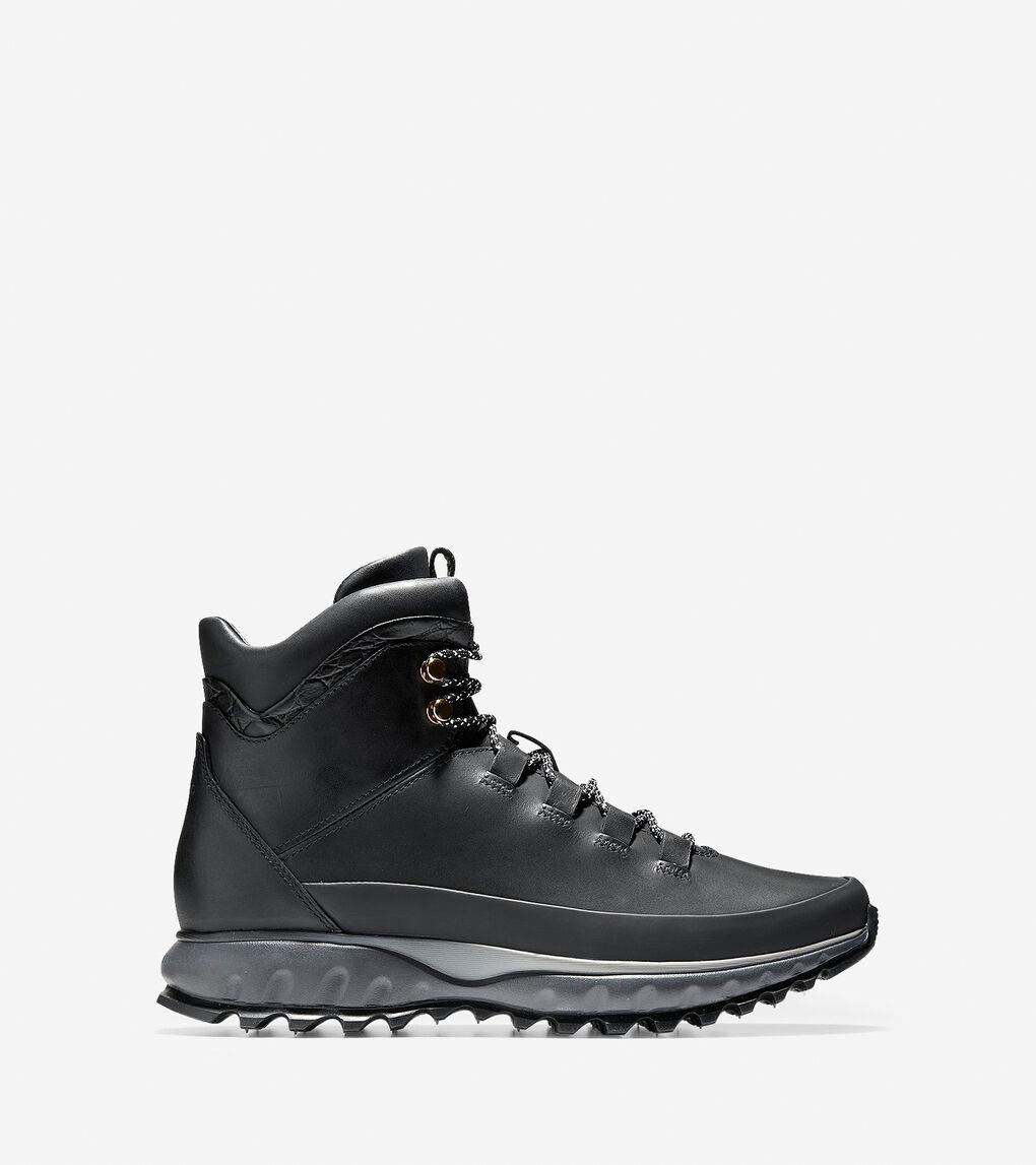 Mens ZERØGRAND All-Terrain Hiker Boot
