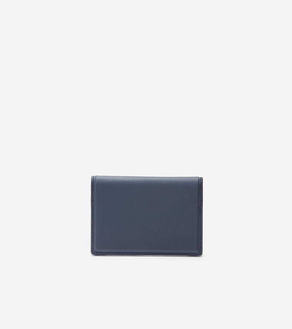 MENS Folded Card Case