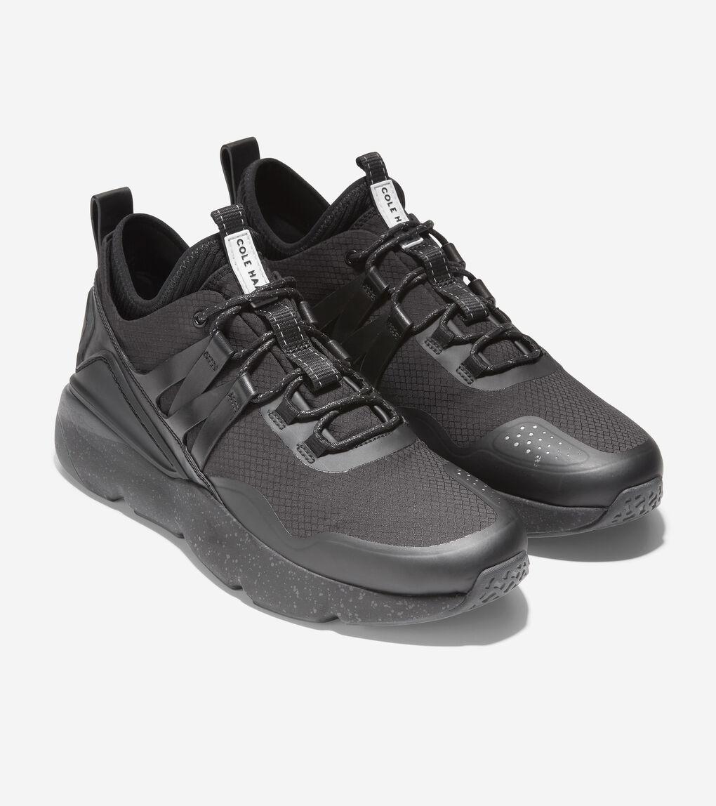 Mens ZERØGRAND Trail Sneaker