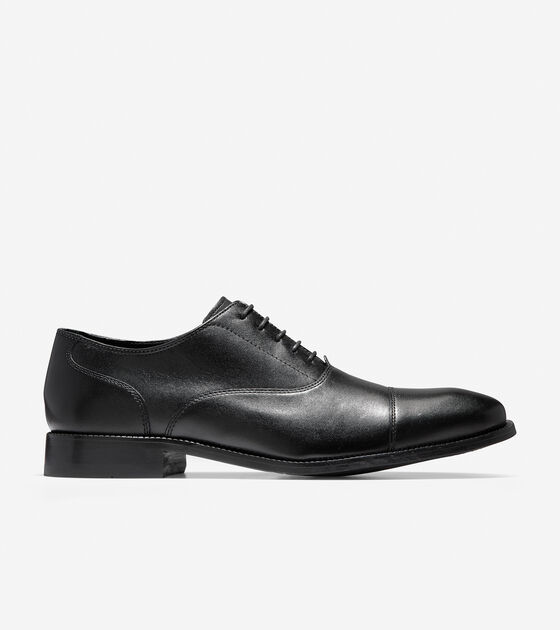 Oxfords > Williams Cap Toe Oxford
