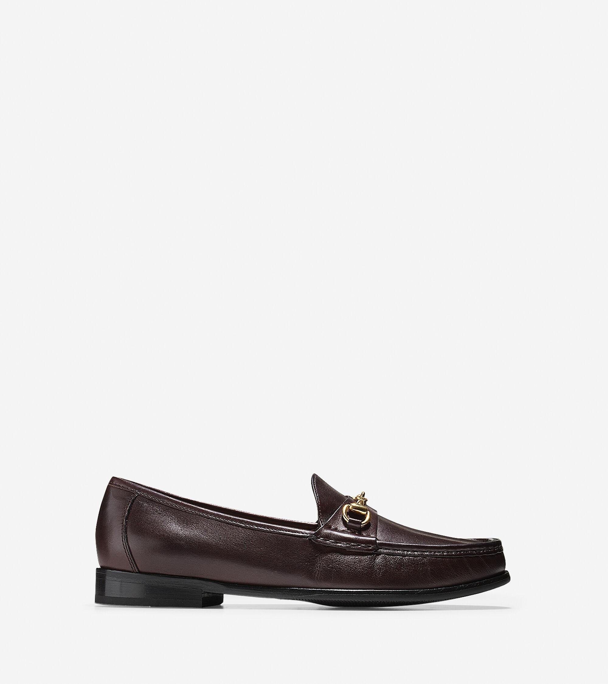 4bcb81fa14b Men s Ascot Bit Loafers in Dark Brown   Sale