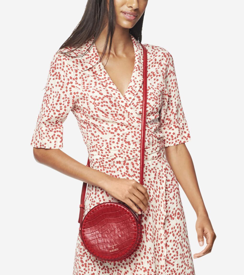 Womens Cole Haan x Rodarte Circle Bag