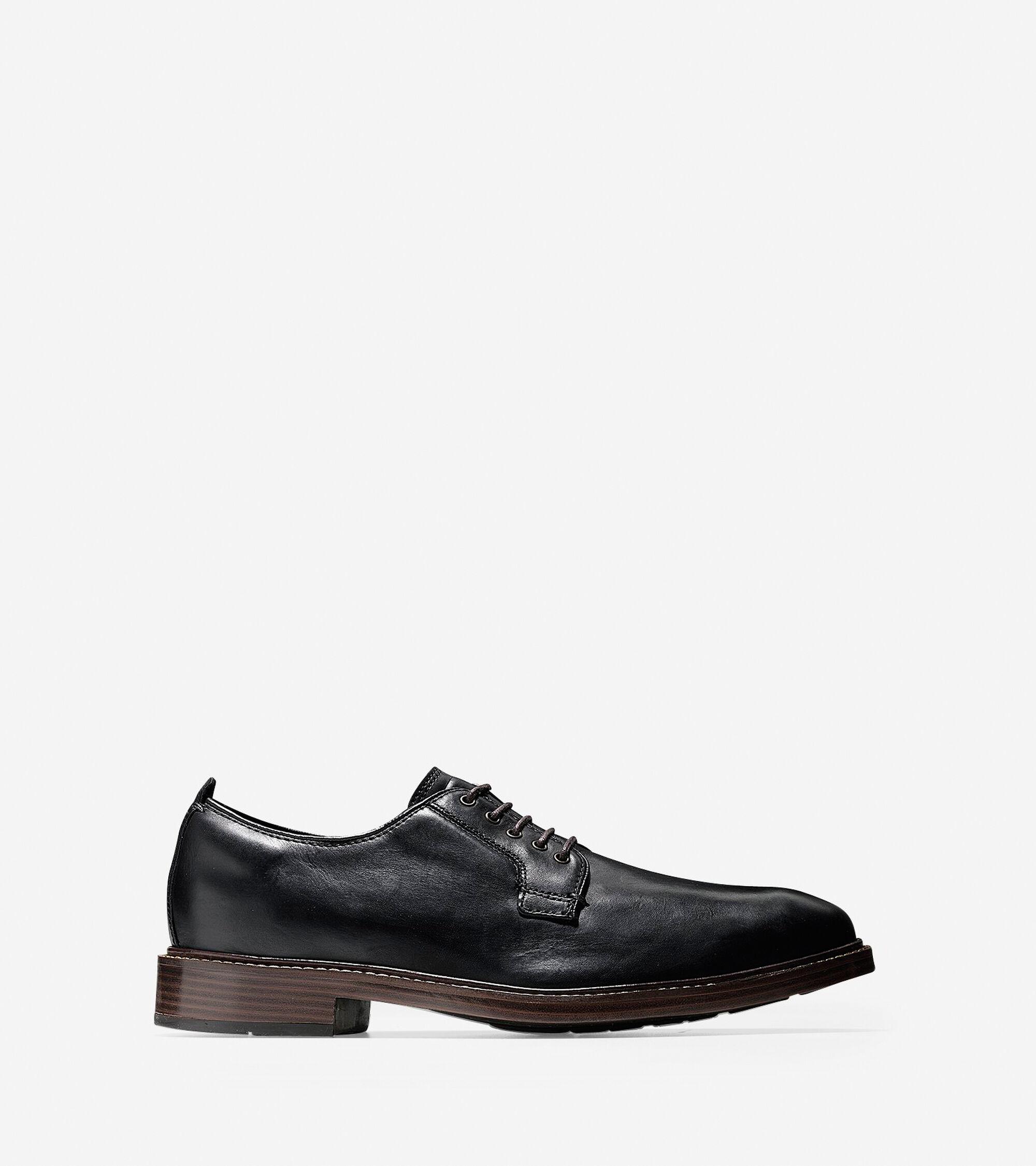 35e85b9a788 Men s Kennedy Grand Postman Oxfords in Black