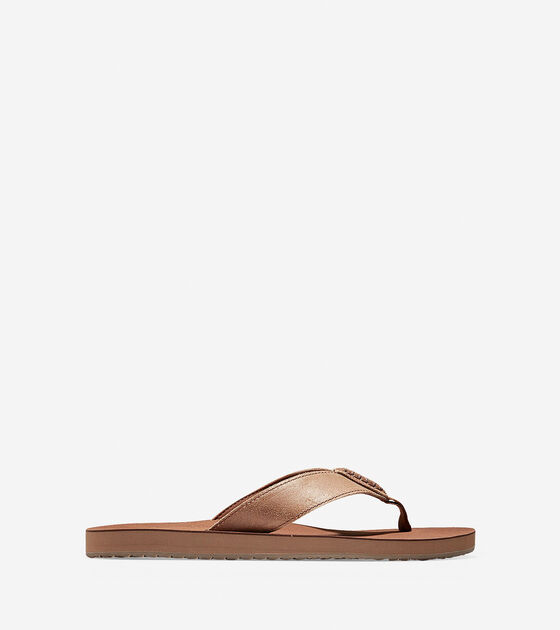 a57c7e91713a48 Men s Pinch Weekender Thong Sandals in British Tan