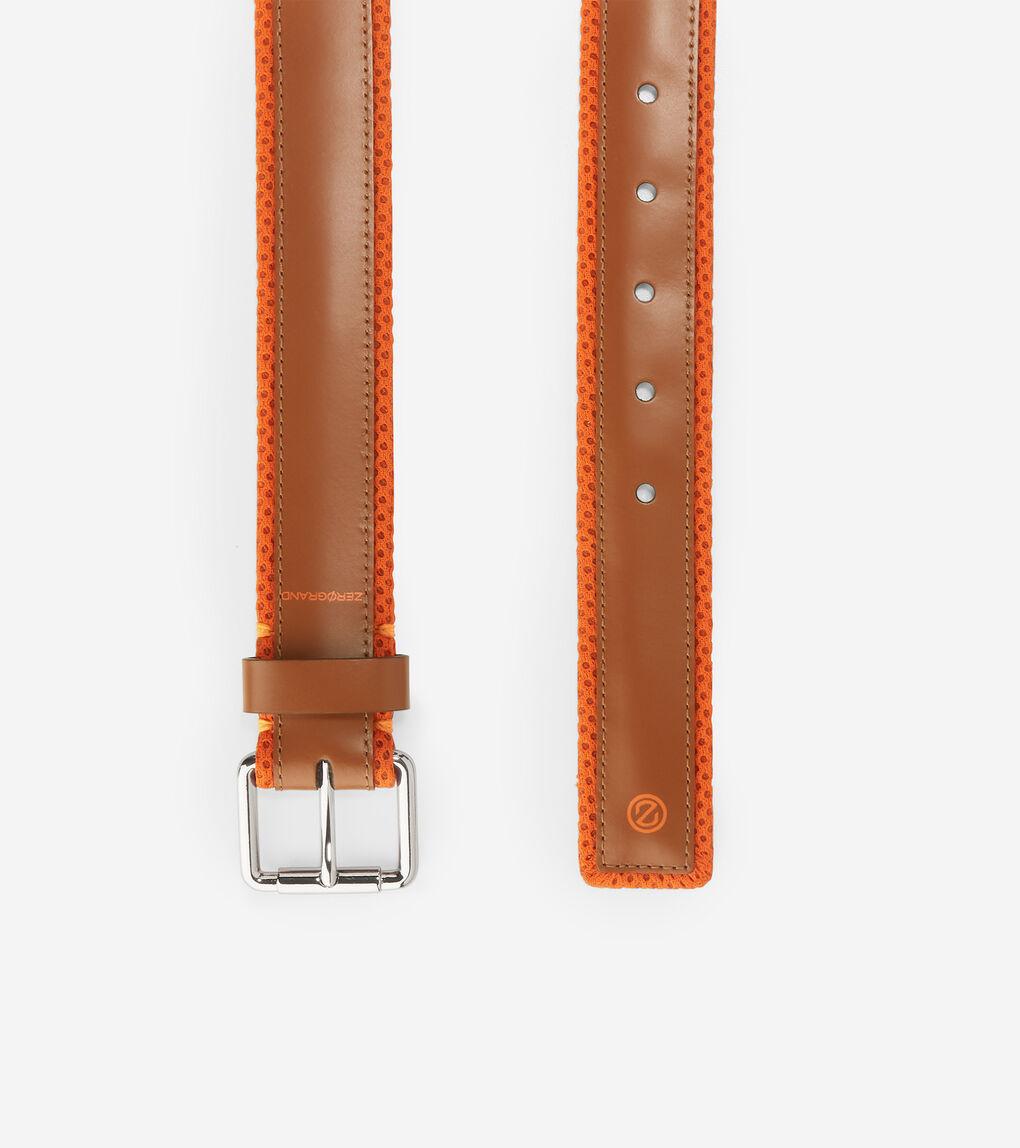 MENS ZERØGRAND Cushioned 35mm Belt