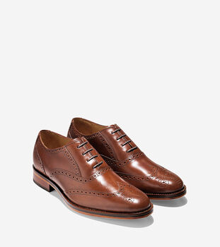 Cole Haan Madison Wingtip Men's Oxford Dress Shoes