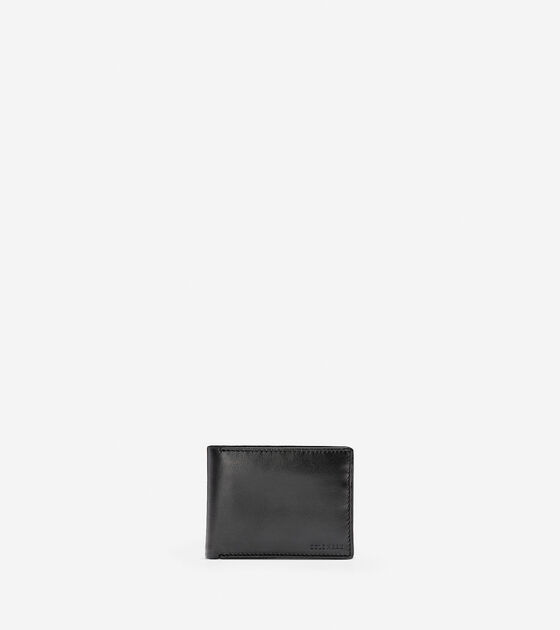 Accessories > Hamilton Grand Bifold Wallet with Passcase