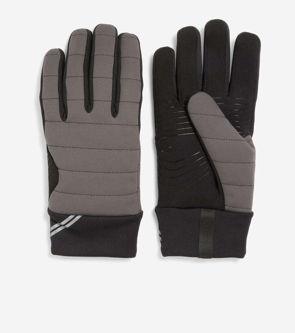 MENS ZERØGRAND Leather Back Glove