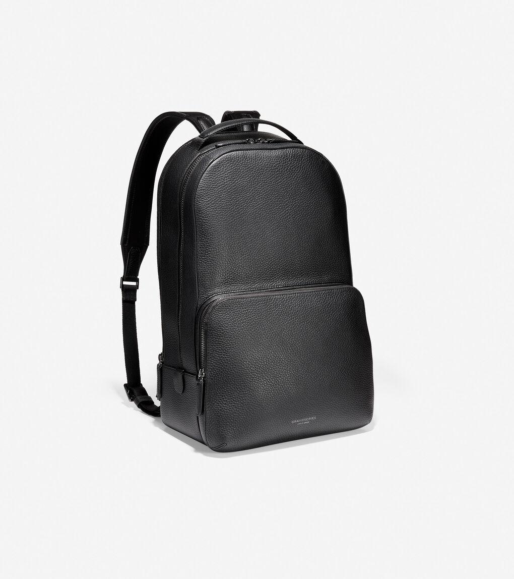Mens GRANDSERIES Leather Backpack