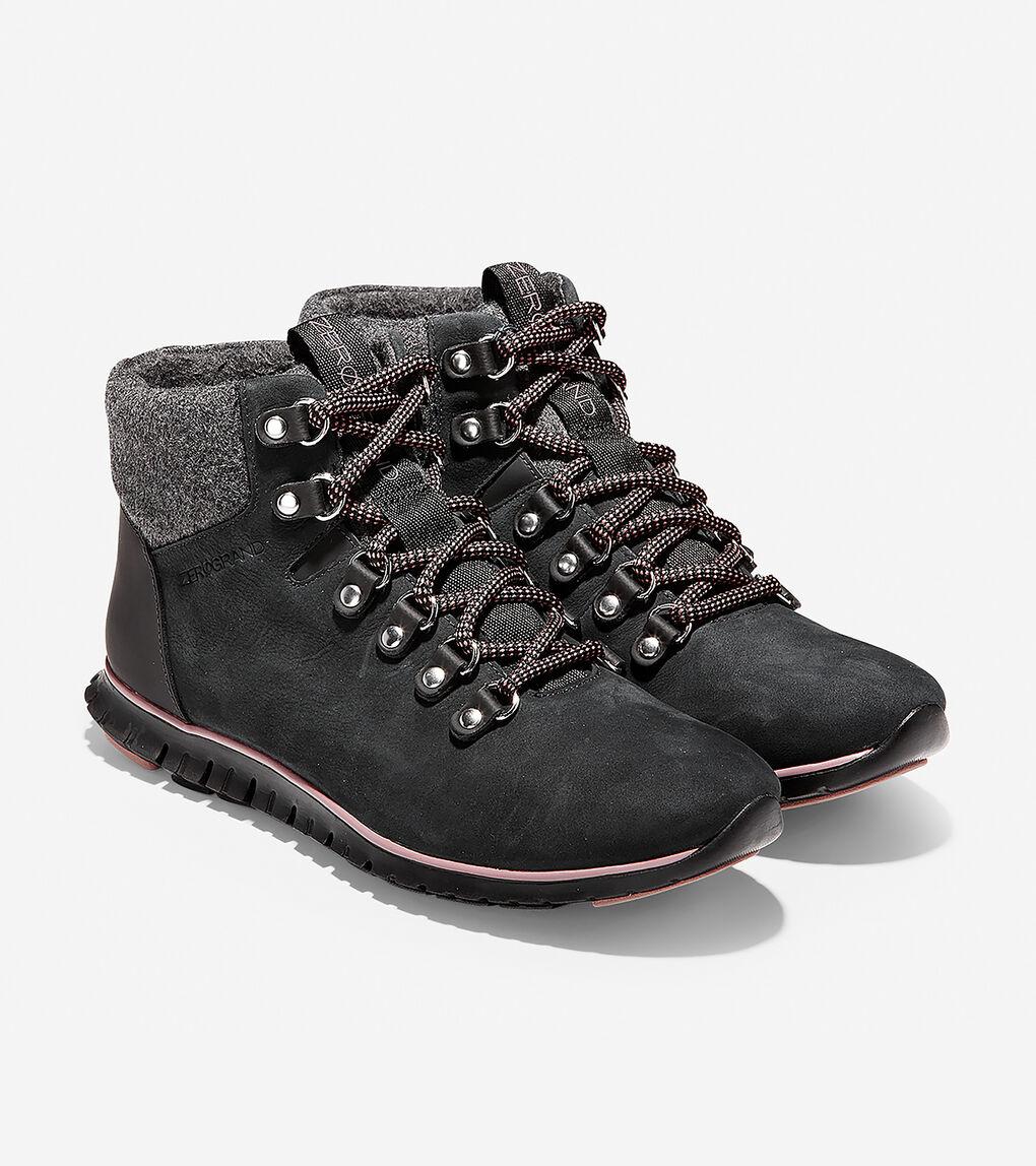 Womens ZERØGRAND Hiker Boot