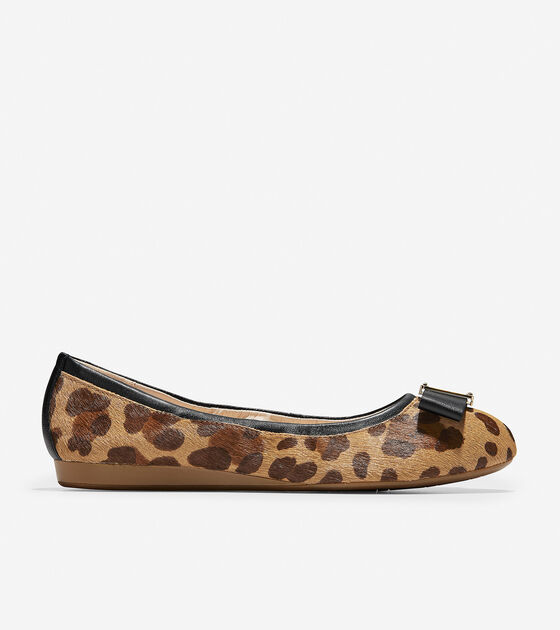 Shoes > Emory Bow Ballet Flat