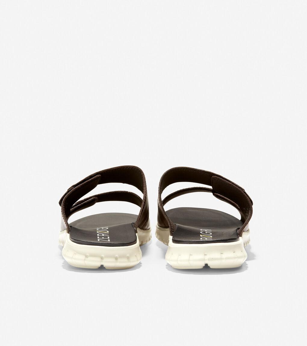 MENS ZERØGRAND Multi-Strap Slide Sandal