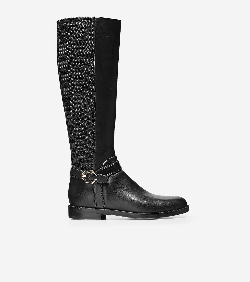 Womens Leela Grand Riding Boot