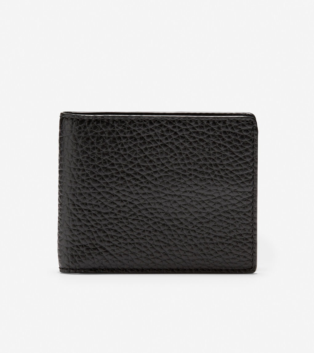 MENS Slim Bifold Wallet