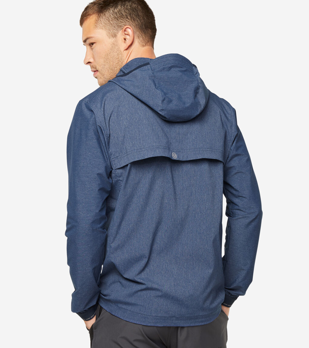 MENS ZERØGRAND Packable Running Jacket