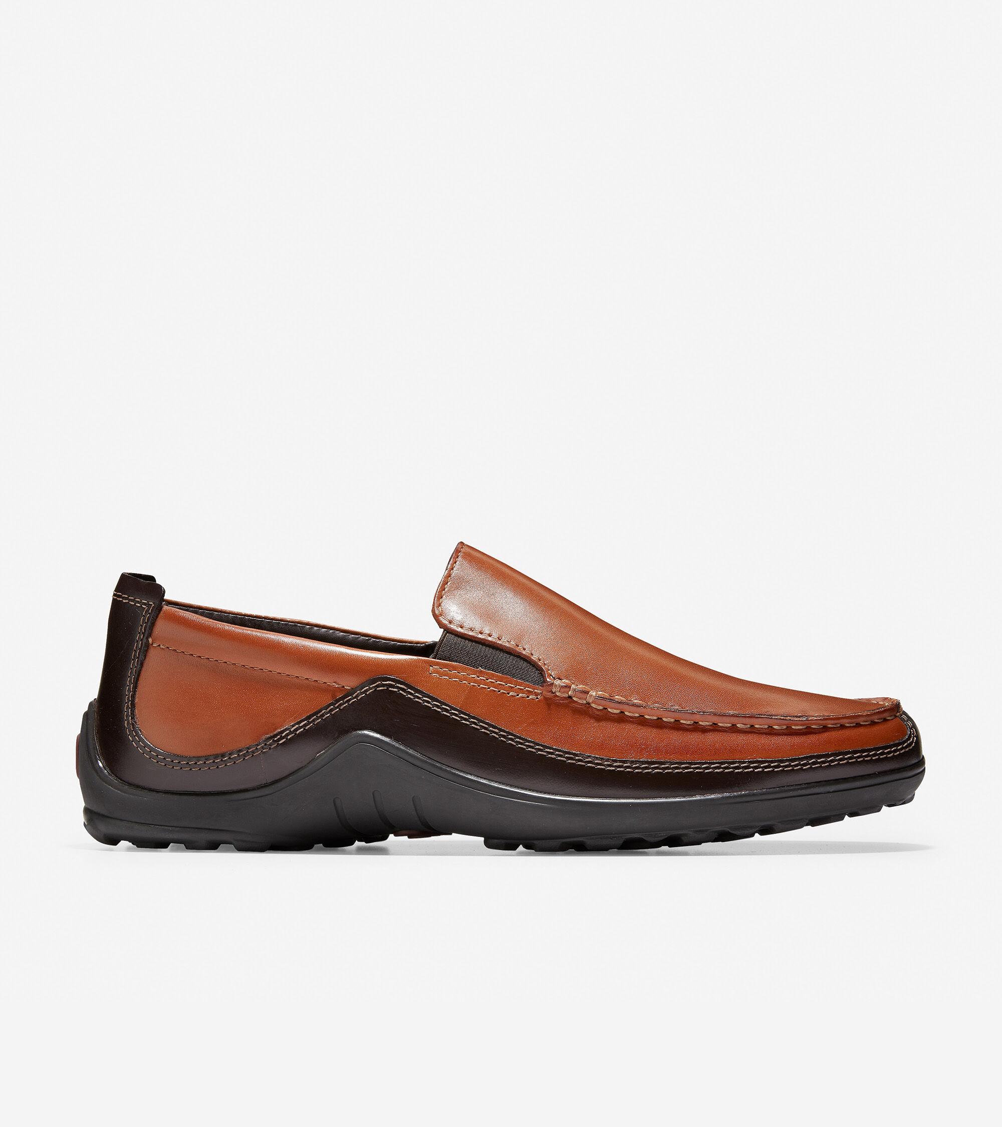0db1e59803d Tucker Venetian Loafers in Tan   Mens Shoes
