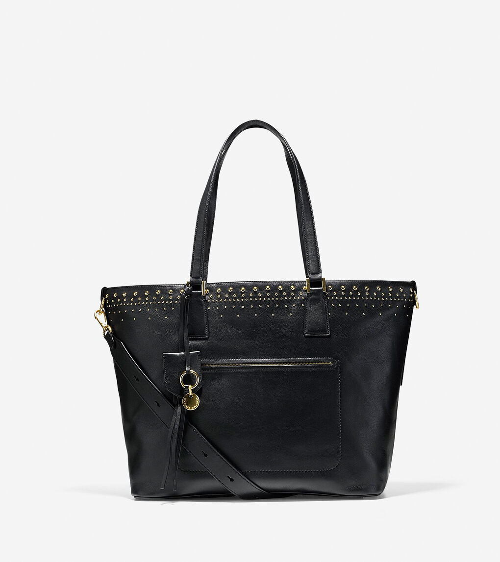 Womens Marli Studded Tote