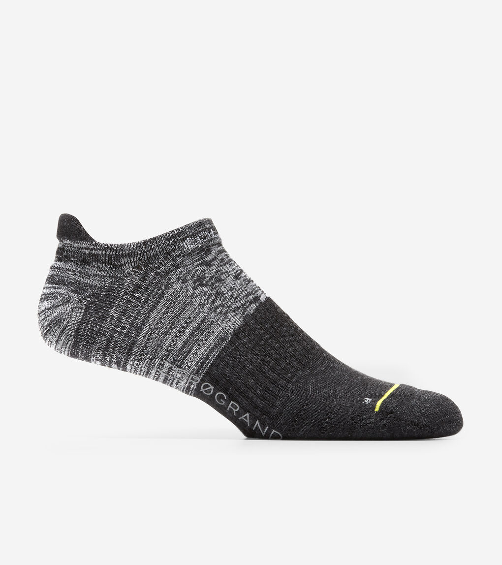 MENS ZERØGRAND Performance No-Show Socks