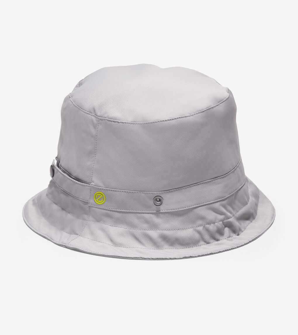 MENS ZERØGRAND Packable Bucket Hat