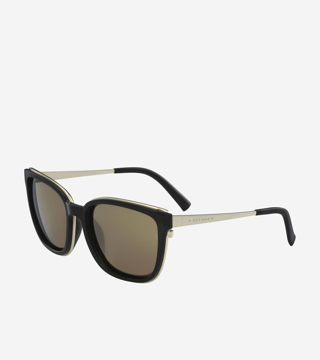 WOMENS Classic Rectangle Sunglasses