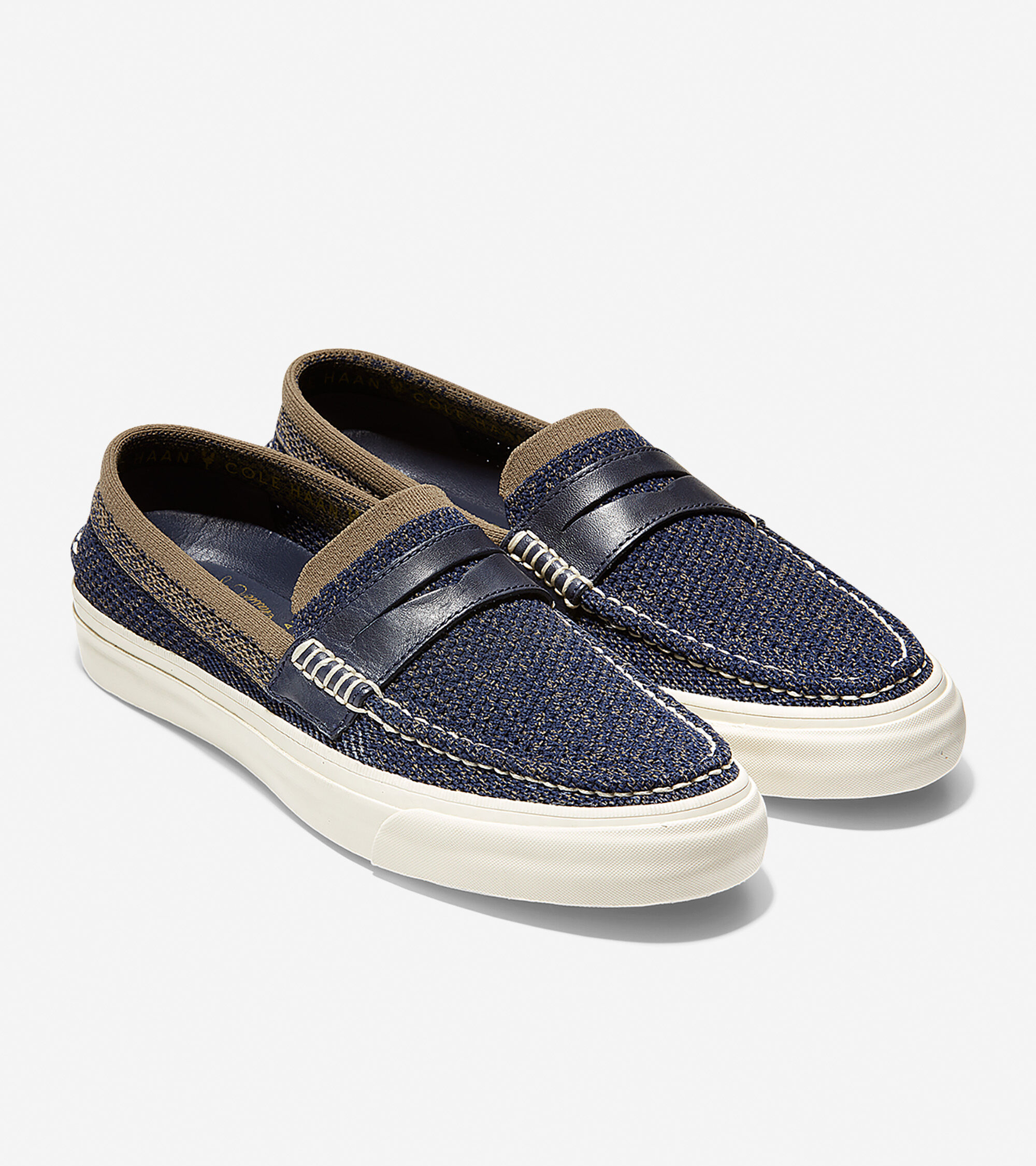 1222146c729 Men s Pinch Weekender LX Loafers with Stitchlite in Navy