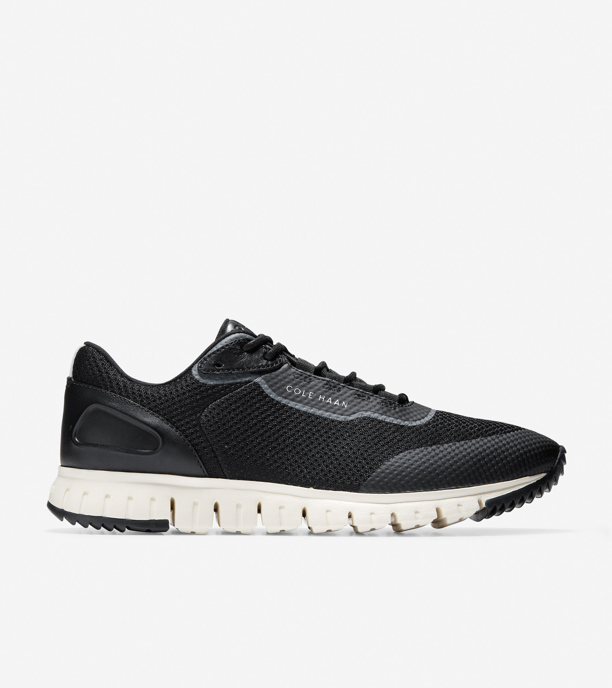 Men's Grandsport Flex Sneaker in Black