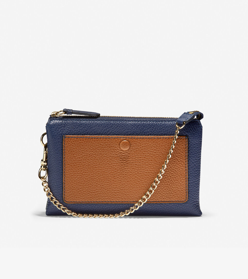 Womens GRANDSERIES Double Gusset Pouch