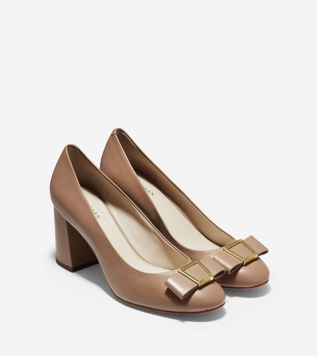 Womens Emory Grand Bow Pump (75mm)