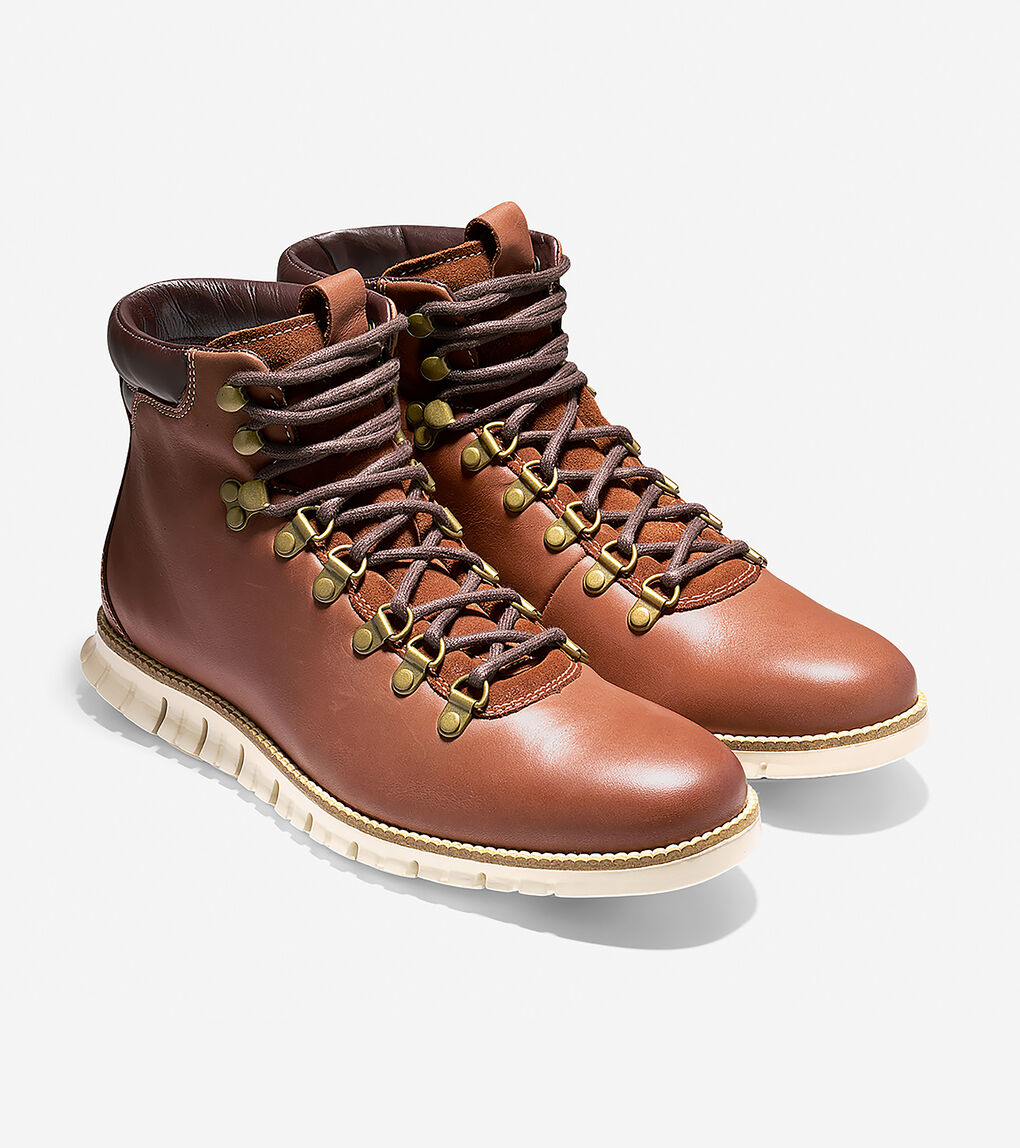 Mens ZERØGRAND Hiker Boot