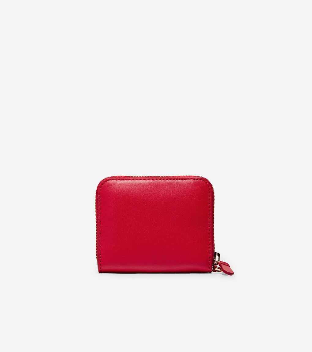 WOMENS Small Zip Around Wallet