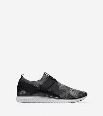 GrandMøtion Slip-On Sneaker with Stitchlite™