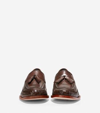 Washington Grand Tassel Loafer
