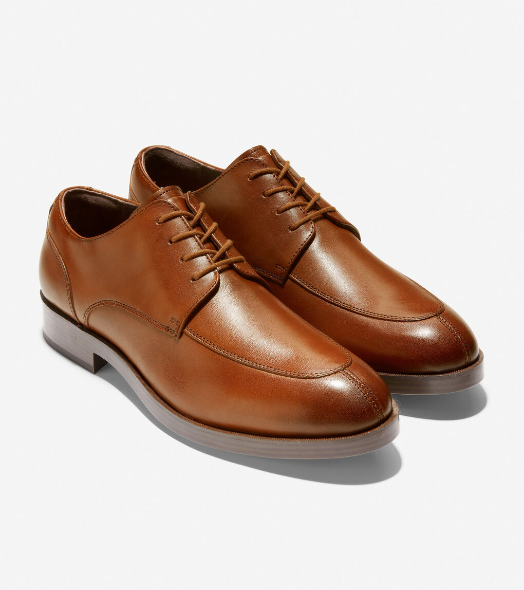 MENS Henry Grand Split Toe Oxford