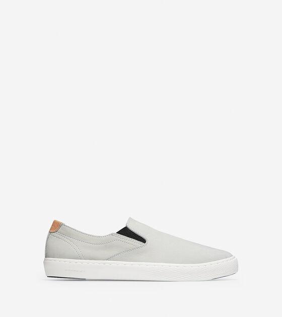 Sneakers > Men's GrandPrø Deck Slip-On Sneaker