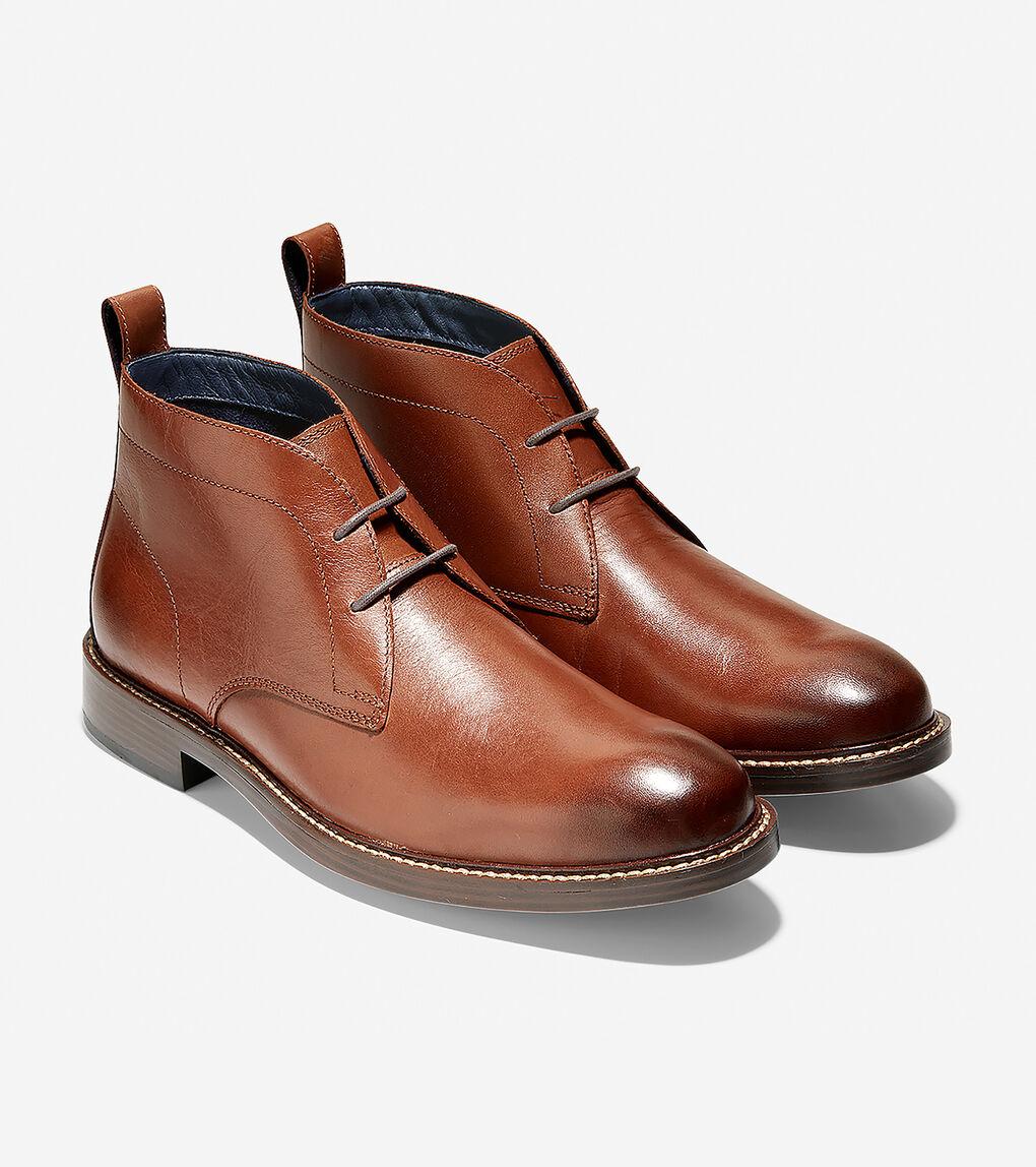 Mens Kennedy Grand Chukka Boot